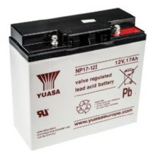17AH 12 volt SLA Batteries  (NP17-12)